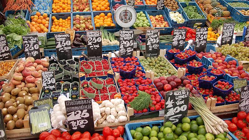 Otros documentales - Mercados, en el vientre de la ciudad: Ámsterdam, Albert Cuyp Markt - ver ahora
