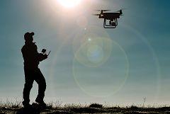 España Directo - A vista de dron comprobando los daños de Filomena