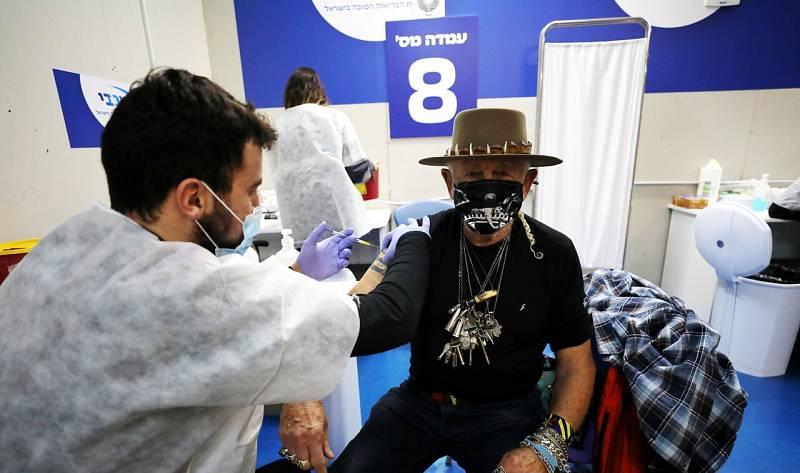 Israel, líder mundial per cápita en la vacunación contra el coronavirus
