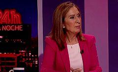 """Ana Pastor: """"Las afirmaciones de Pablo Iglesias blanquean a un señor huido de la Justicia"""""""