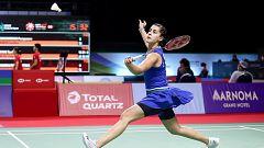 Carolina gana en su debut en el Toyota Thailand Open