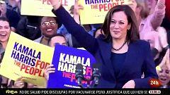 Kamala Harris, la primera mujer en la vicepresidencia de EE.UU.