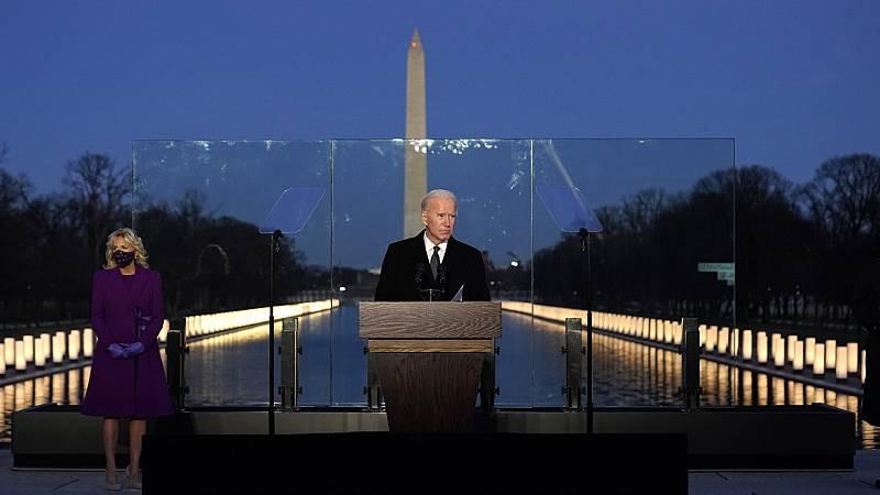 Washington se blinda con 25.000 efectivos para la investidura de Biden