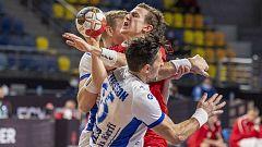 Balonmano - Campeonato del Mundo masculino. 2ª fase: Suiza - Islandia