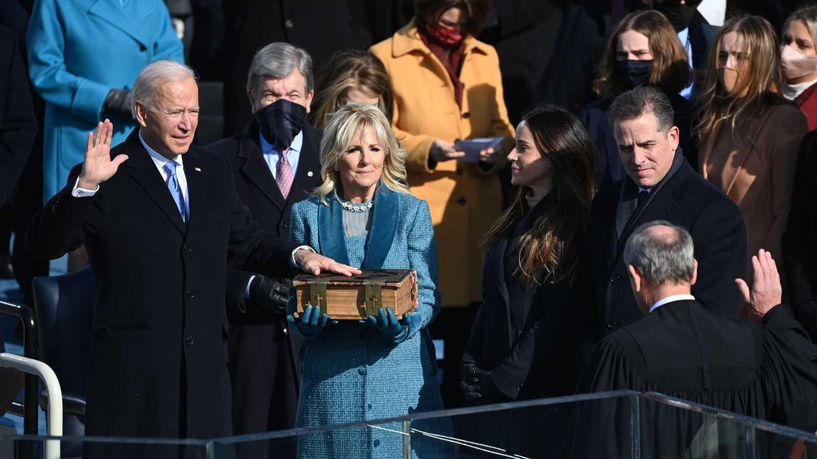 Especial informativo - Toma de posesión de Biden como presidente de EEUU - ver ahora