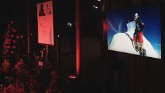 Multitudinario homenaje en memoria de Sergi Mingote en Parets del Vallès