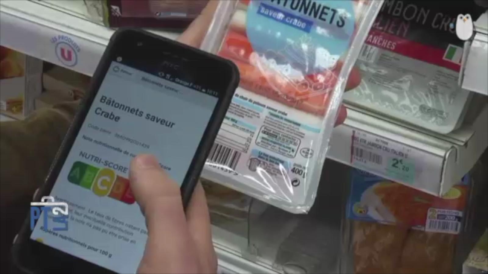 Saber qué contiene cada alimento a través de una app