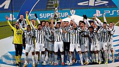 La Juventus se lleva la Supercopa italiana con un Cristiano Ronaldo de récord