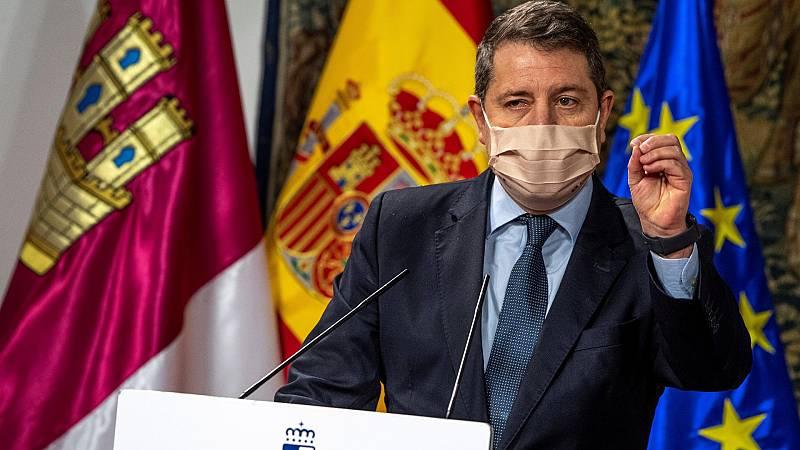 """Page aboga por que haya """"uniformidad"""" e """"igualdad"""" de medidas contra la COVID-19 en toda España"""