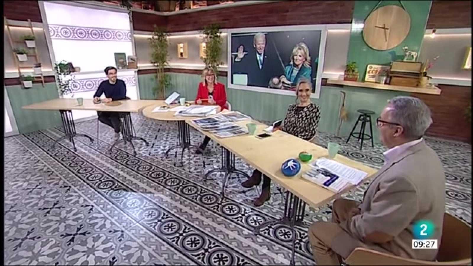 Teresa Cunillera, Joe Biden i l'agument d'ingressos a les UCI