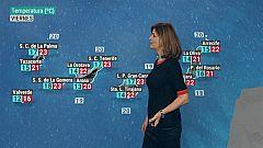 El tiempo en Canarias - 21/01/2021