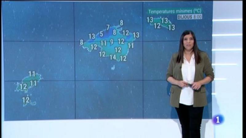 El temps a les Illes Balears - 21/01/21