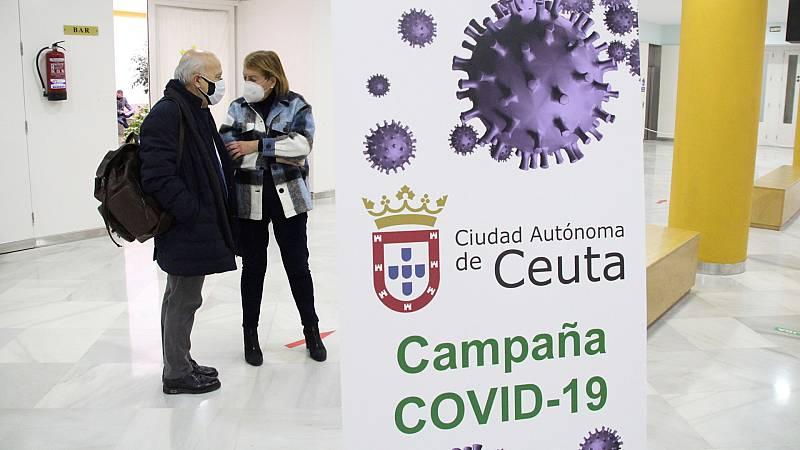 Políticos que se saltan la cola de la vacunación