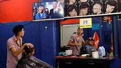Los migrantes, a la espera de los planes de Biden