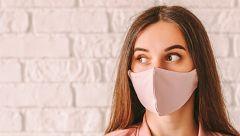 Mascarillas de tela, las menos recomendadas para protegerse