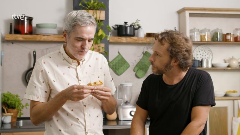 Pan de pita con calamares: el bocadillo más TOP de Gipsy Chef