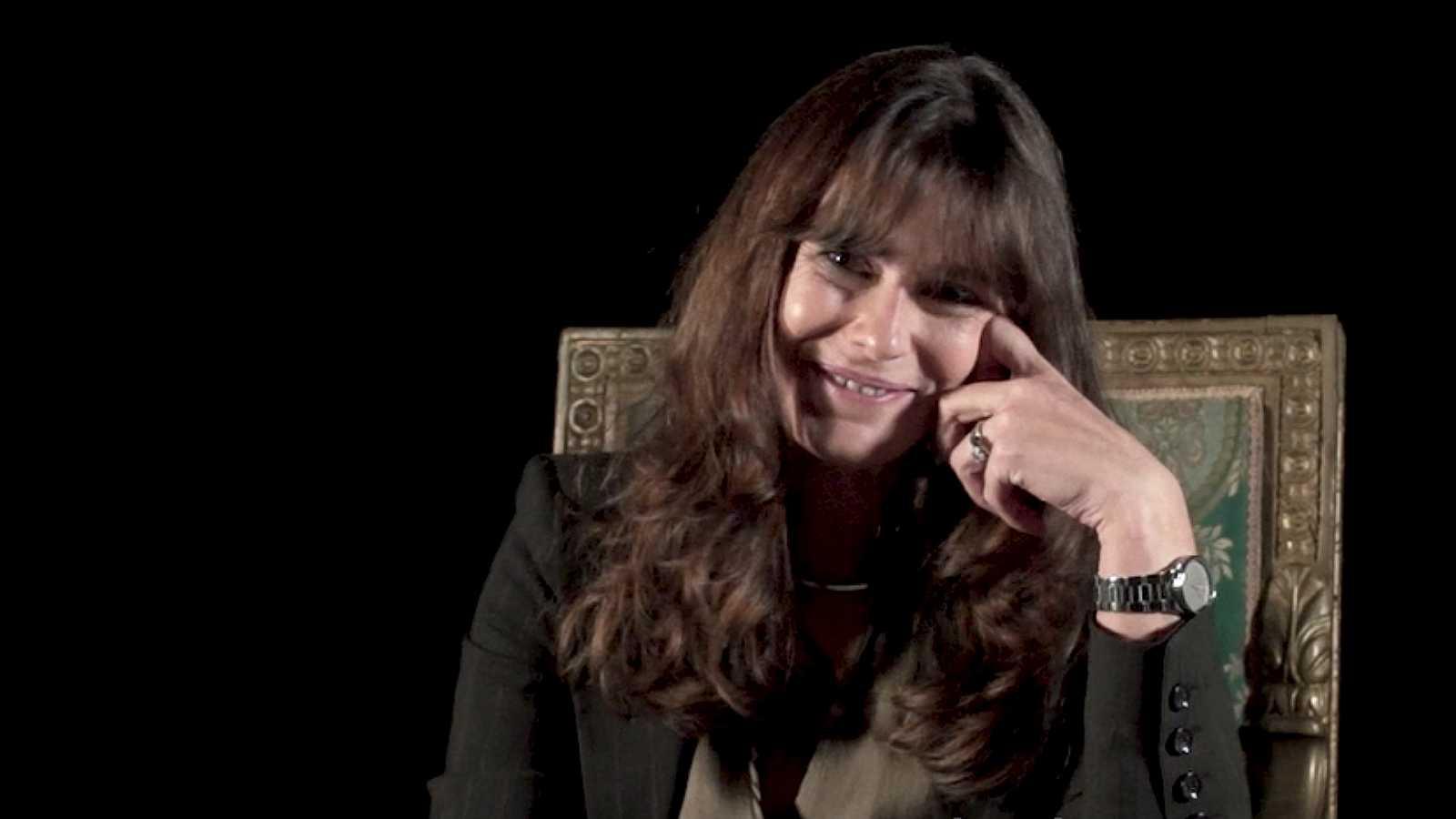 Anna Allen habla sobre el regreso de Marta Altamira en 'Cuéntame'