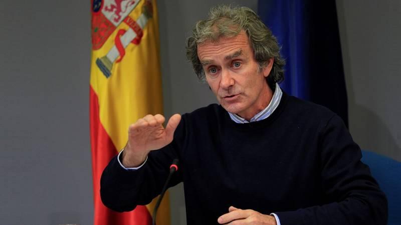 Comparecencia de Fernando Simón - 21/01/21