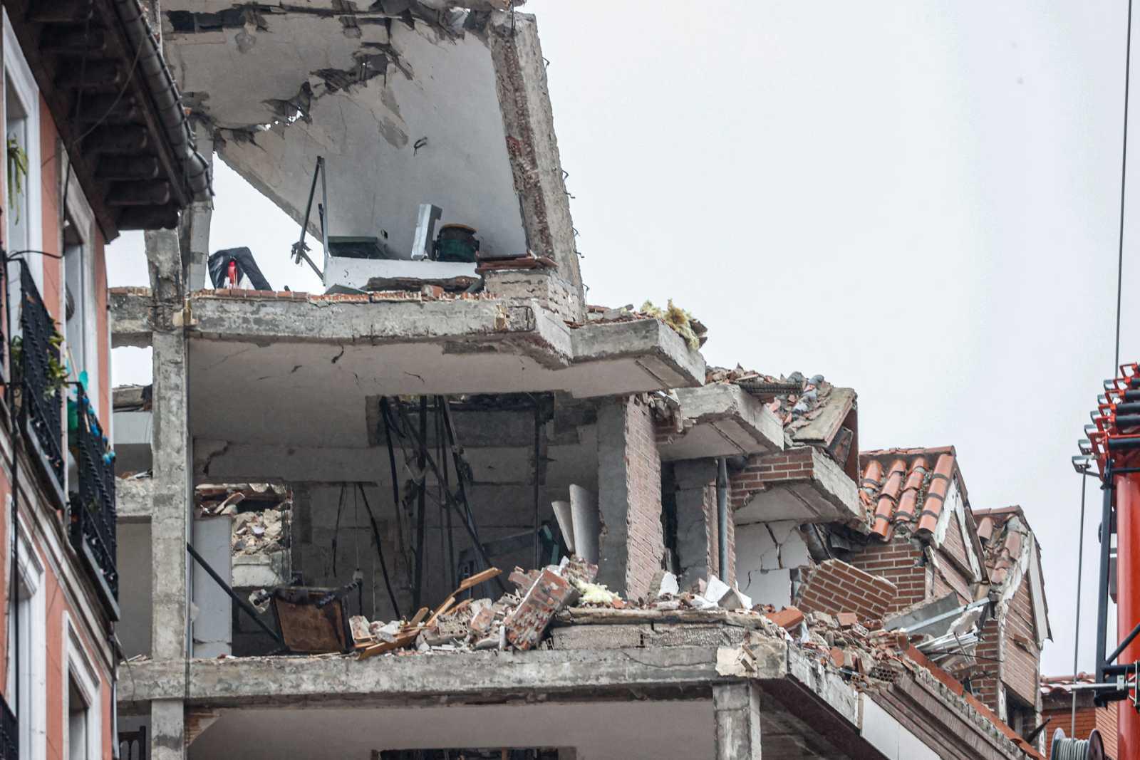 España Directo - Explosión en la calle Toledo: te contamos el día de después