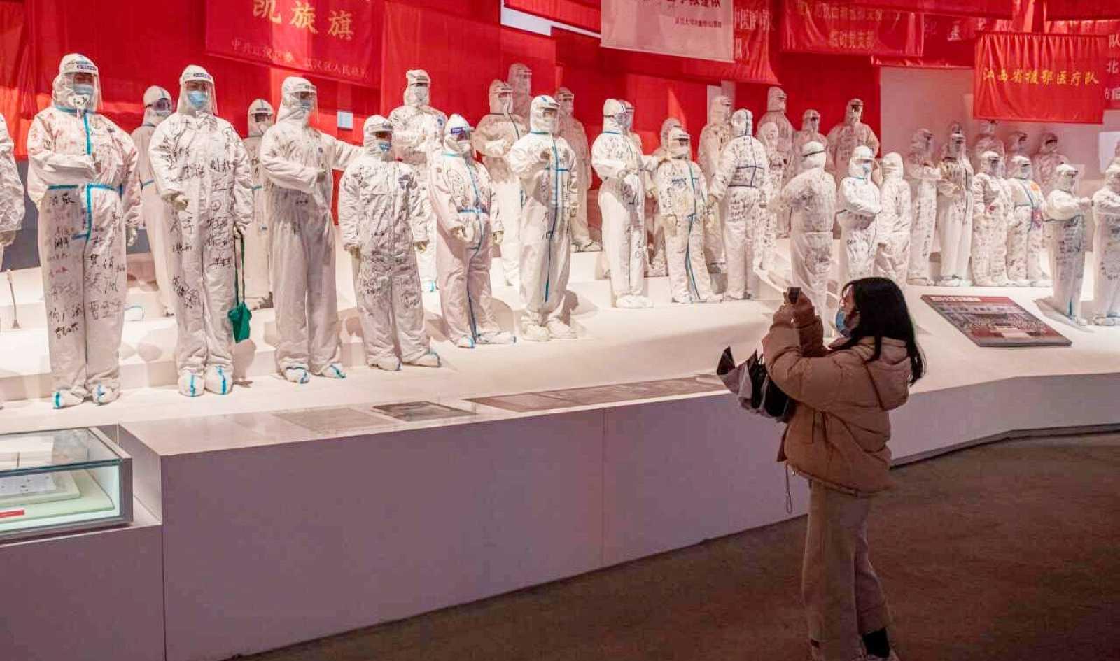 Wuhan le dedica un museo a la pandemia