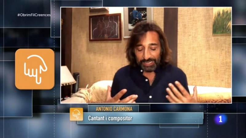 Obrim fil - Antonio Carmona, una experiència propera a la mort