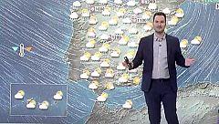La AEMET prevé lluvia fuerte en Galicia, Cantábrico oriental, Navarra y Pirineo occidental