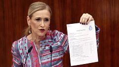 ¿Quién es quién en el 'caso master' de Cristina Cifuentes?