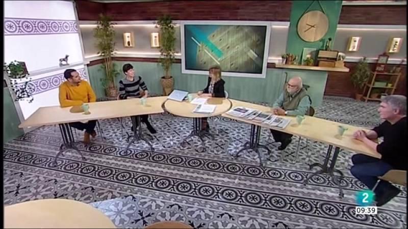 Ariadna Gil i Joan Arqué ens presenten 'Encara hi ha algú al bosc'