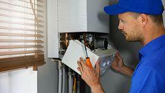Cómo revisar la caldera y evitar una fuga de gas