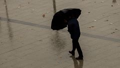La borrasca Hortensia deja vientos de hasta 200 km/h y fuertes lluvias