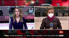 Aumenta la saturación hospitalaria en Andalucía