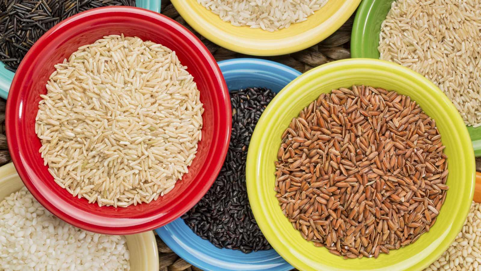 El arroz más nutritivo