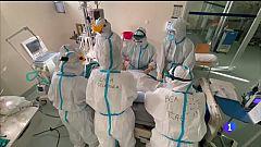 Os profesionais sanitarios piden que se extremen as precaucións