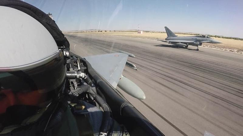 Cómo se cuida un piloto militar