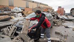 La borrasca Hortense mantiene en alerta a casi toda España por fuertes vientos