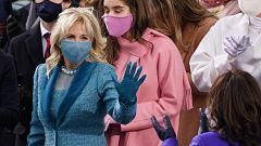 Jill Biden compagina su trabajo docente con su agenda como primera dama