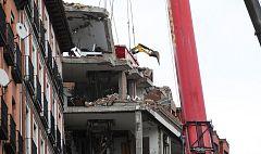 """Algunos vecinos ya han vuelto a sus casas tras la explosión: """"Estamos en un estado de nervios"""""""