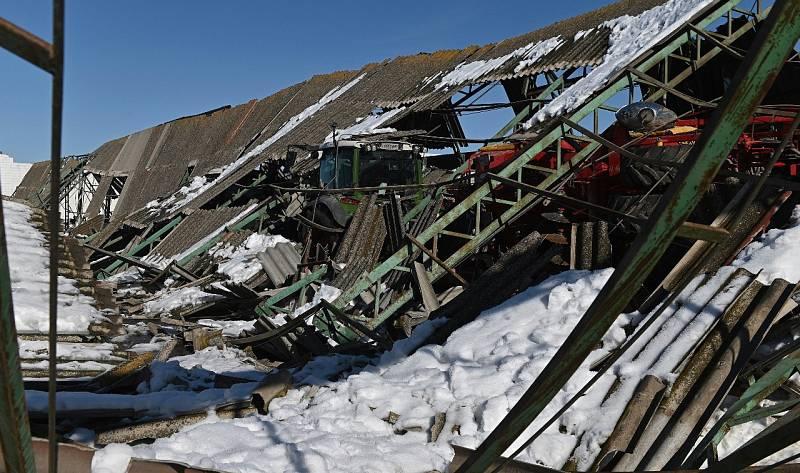Comienza el periodo de reclamación de daños provocados por el temporal Filomena