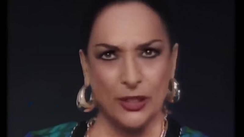 """La inteligencia artificial """"resucita"""" a Lola Flores en un anuncio de cerveza"""
