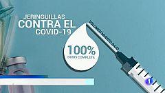 La Junta de Andalucía reconoce escasez de las jeringuillas adecuadas para sacar la sexta dosis de las vacunas de Pzifer