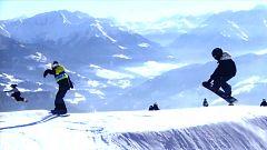 Snowboard - FIS Snowboard Copa del Mundo Magazine - 2020/2021 - Programa 4