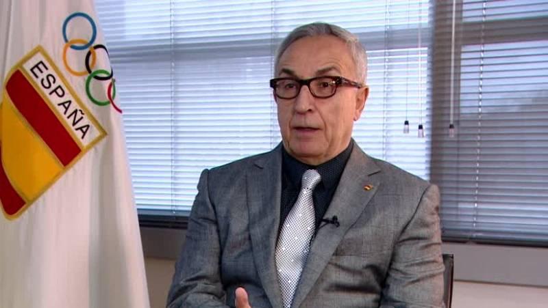 """Alejandro Blanco: """"No tengo ninguna duda de que se van a celebrar los Juegos Olímpicos"""""""