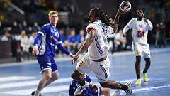 Balonmano - Campeonato del Mundo masculino. 2ª fase: Islandia - Francia