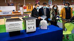 Portugal celebra este domingo sus elecciones presidenciales con la pandemia disparada