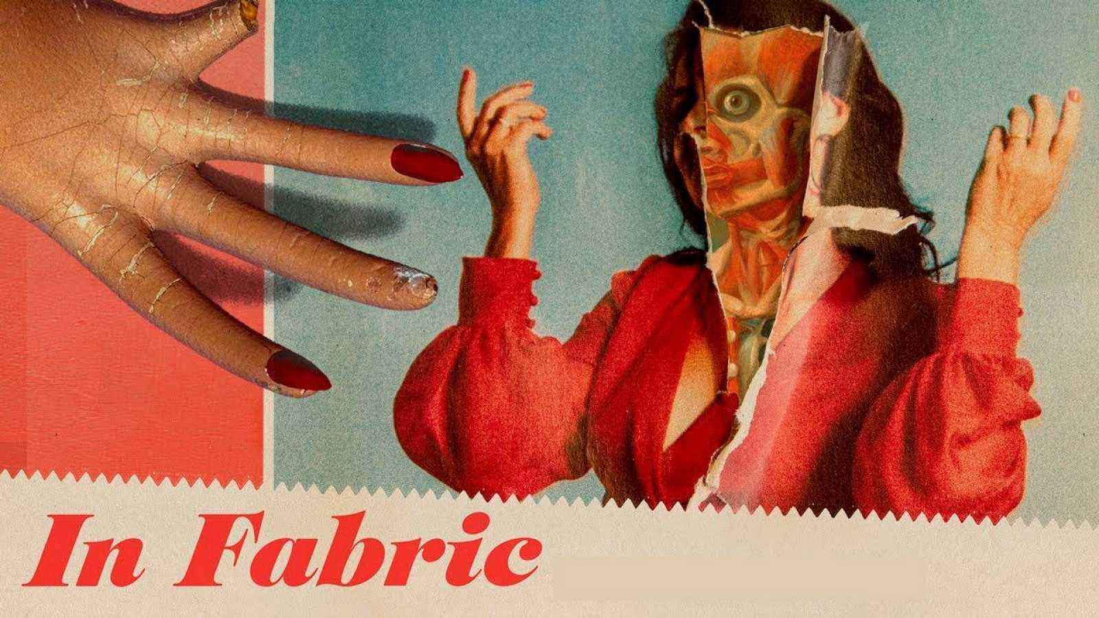'In fabric'