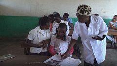 El documental 'Una luz en la oscuridad' recuerda la importancia de una buena formación en el día internacional de la educación