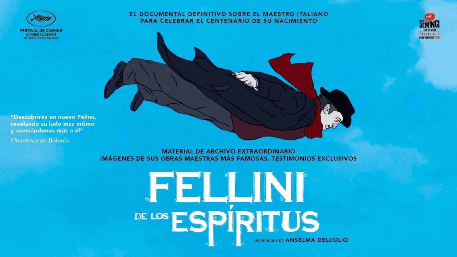 'Fellini de los espíritus'