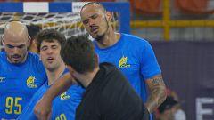 Efecto óptico en el Mundial de balonmano: 'golpe de vista' arbitral