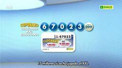Sorteo ONCE - 22/01/21