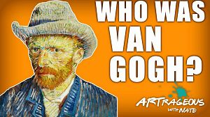 Artrevidos con Nate: Van Gogh